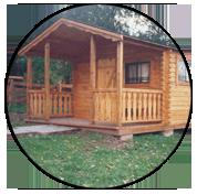 round-cabin