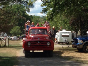 upcoming events at cheerful valley campground