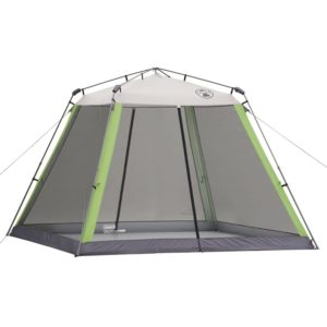 screened tent