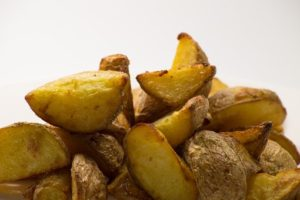 Potatoes for camping